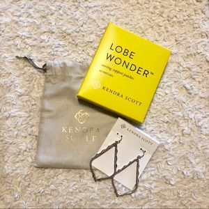 Kendra Scott Sophee Drop Earrings and Lobe Wonder
